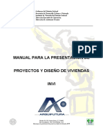 Manual de Presentacion de Proyectos y Diseño de Viviendas.pdf