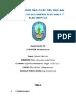 CAMPO ELECTRICO - Espinoza Montesinos Angel