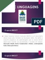 BNCC - Língua Portuguesa