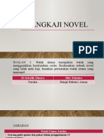 Ulangkaji Novel (m24)
