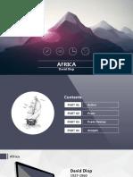 Africa - David Diop
