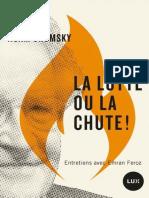 EBOOK Noam Chomsky-La Lutte ou la Chute ! - Entretien avec Emran Feroz.epub