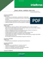 Atualização de software - SIM Next Oficial - 15.06.2020 - Versão 1.18.13