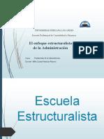 11. Teoría_estructuralista de la administración