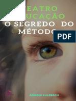 Ebook Teatro Educação_ O Segredo do Método comp.