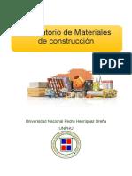 Laboratorio de Materiales de construcción #9