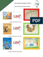 Leituras do projecto- Já Sei Ler