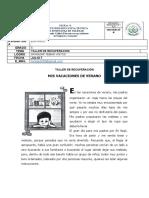 5 GRADO TALLER DE RECUPERACIÓN ESPAÑOL.docx