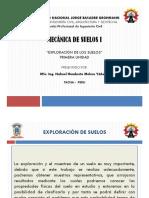 3. Exploración de los suelos - Diapositivas