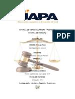 Trabajo Final  de Introducción Derecho Privado