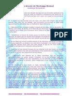 Les-10-decrets-de-lArchange-Michael