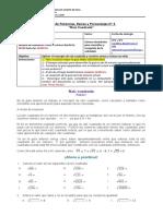 Potencias, Raices y Porcentajes Guía n4 - octavo