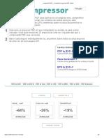 Comprimir PDF – Comprimir arquivos PDF online