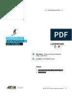 CEF Técnicas de Expresión Oral y Escrita Clase 4