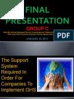 Final Presentation Group C2