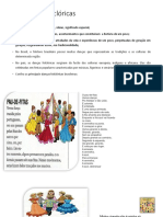 DANÇAS FOLCLÓRICAS4ano