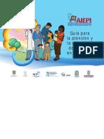 ROTAFOLIO AIEPI COMUNITARIO ACTUALIZADO 2018