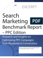 2011 Search Marketing Benchmark Report - PPC Edition (Excerpt)