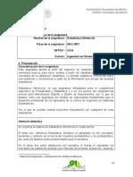 MCJ-1801 Estadistica Inferencial