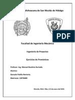 Ejercicios de Pronósticos 1-3.