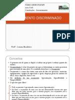 3.ORÇAMENTO DISCRIMINADO