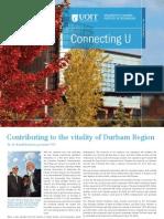 Connecting U - Fall 2010