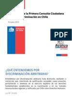 Encuesta Discriminaciòn en Chile_ACSUN