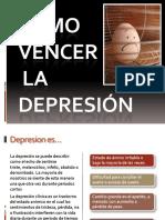 como vencer la depresion