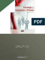 Grupos e equipes de Trabalho na Produtividade