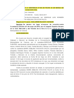 ANALISIS DE SENTENCIA 136 DEL 30 DE MARZO 2017 SALA DE CASACION CIVIL DEFINITIVA