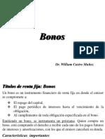 a  Bonos