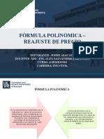 FORMULAS POLINOMICAS- ASACATA