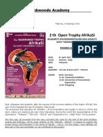 2° TROFEO AFRIKA-SI  INGLESE