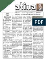 Datina - 31.07.2020 - prima pagină