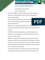 EVIDENCIA 1 ACTORES DE LA CADENA DE ABASTECIMIENTO.