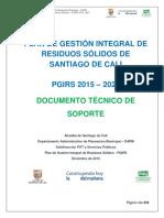 DTS PGIRS Cali 2015_2027