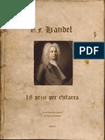 G.F.Handel 18 pezzi