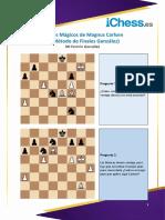 Finales Carlsen - ejercicios