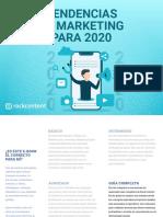 Tendencias de Marketing para 2020
