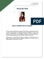 HV Paula Andrea 2020