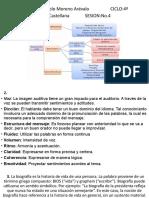Lengua Castellana Sesion No.4