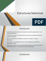 Estructuras-Selectivas