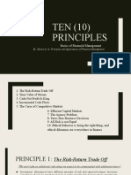 10 Principles_Basics of Financial Management