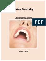 Inside Dentistry. Student´s book