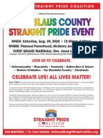 Straight Pride Event