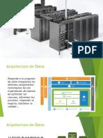 Arquitectura Datos e Infraestructura