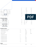 Roulements à billes à contact oblique à deux rangées-3305 A-2RS1 (1)