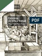 Ejercicios de crítica textual.pdf