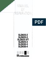 Manuel de reparations GR 5 matr 1-5302-409