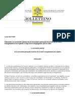 INSTRUCCION. LA CONVERSION PASTORAL DE LA COMUNIDAD PARROQUIAL.pdf